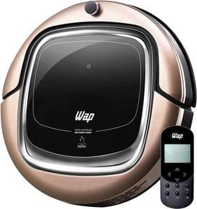Robô Aspirador WAP W2000 Rosê