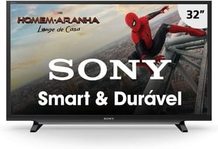 "Smart TV LED 32"" Sony Bravia KDL-32W655D/Z"