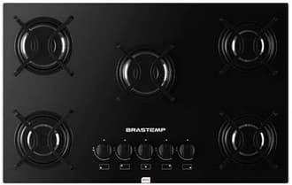 Cooktop Brastemp 5 bocas - BDD75AEUNA