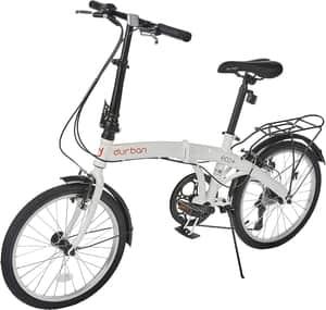 Bicicleta Eco+ Dobrável, Aro 20, 6 velocidades, Durban