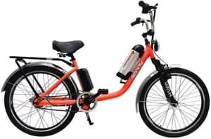 Bicicleta Elétrica Sonny 350w com Bateria de Lítio, Bikelete