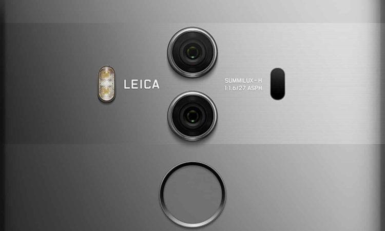 câmeras traseiras do celular