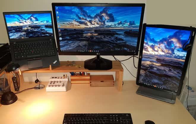 os melhores monitores para homeoffice