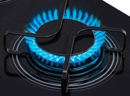 à gás - Tipo de acendimento