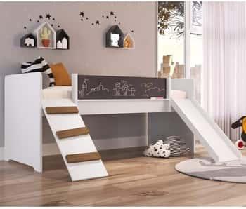 Cama Playground Completa Móveis