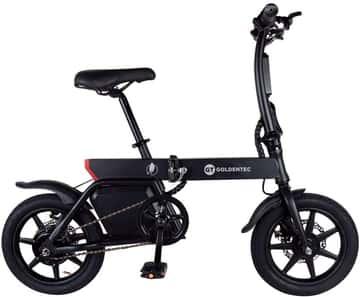 Bicicleta Elétrica GT MOB - Goldentec