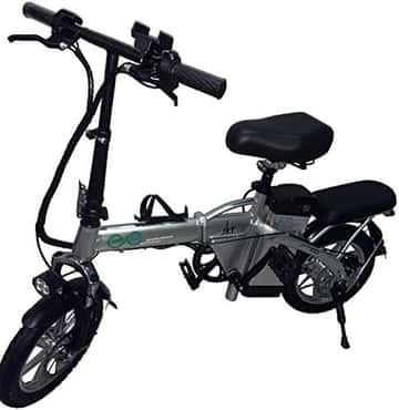 Bicicleta Elétrica JKR E-cycle Articulável