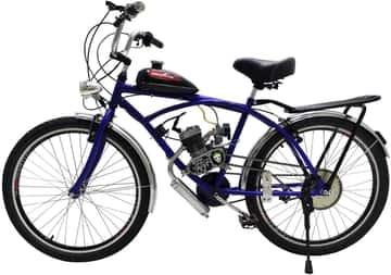 icicleta Motorizada Caiçara Sport 80cc Original - Moskito