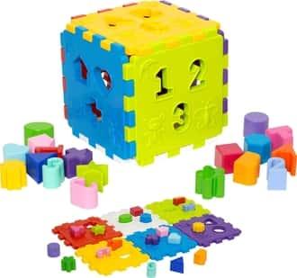 Cubo Didático Merco Toys