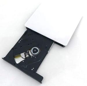 Gravador de CD/DVD externo USB 3.0