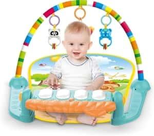 Tapete de atividades Color Baby