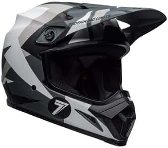 Capacete Bell Helmets Srt PVermelhoator Gloss Branco Preto 56