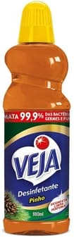 Desinfetante Veja Pinho
