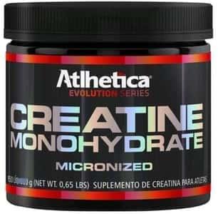 Creatina Micronized Monohidratada - Atlhetica