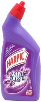 Desinfetante Sanitário Harpic Active Fresh Lavanda