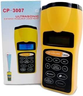 Trena a Laser Medição Ultra-sônica 18M Xtrad