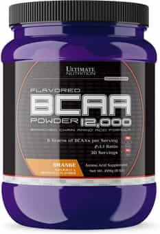 BCAA 12000 Powder - Ultimate Nutrition
