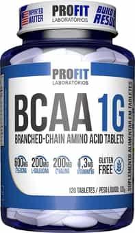 BCAA 1G - Profit Laboratório