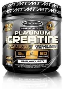 Platinum Creatine - Muscletech