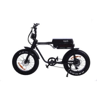 Bicicleta Elétrica Bw4 Watts