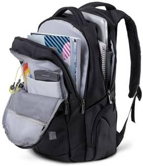 "Mochila Multilaser Swisspack Executiva 15,6"""