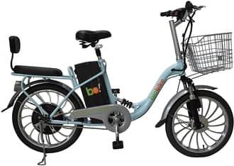 Bicicleta Elétrica URBANA Biobike