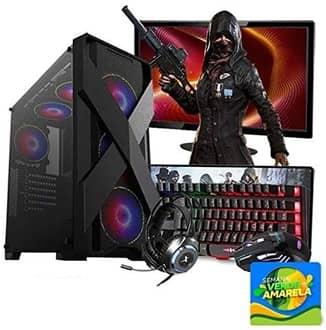 PC Gamer Bravus Intel Core-i7