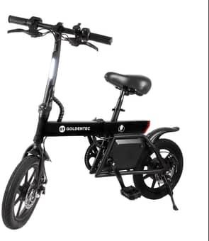 Bicicleta Elétrica GT MOB Goldentec