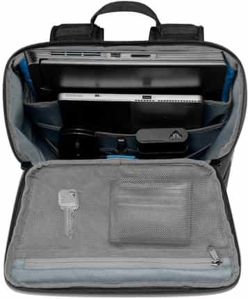 bolsas y compartimentos