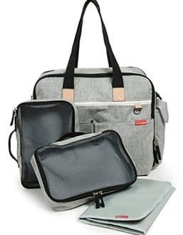 Duo Weekender Diaper Bag - Skip Hop
