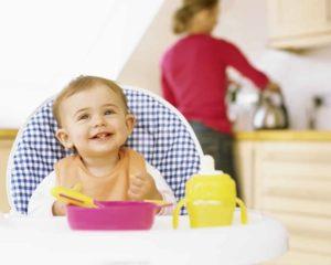melhor cadeira de alimentação para bebê