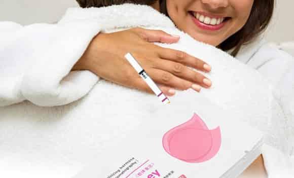 fazer testes de ovulação