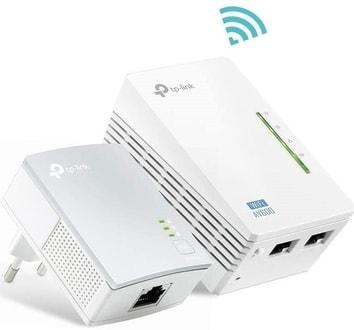 Kit Extensor de Alcance Wi-Fi Powerline TL-WPA4220