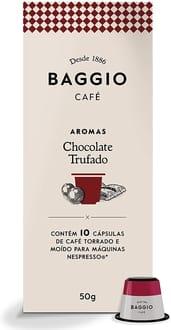 Cápsula de Café Aroma Chocolate Trufado Baggio