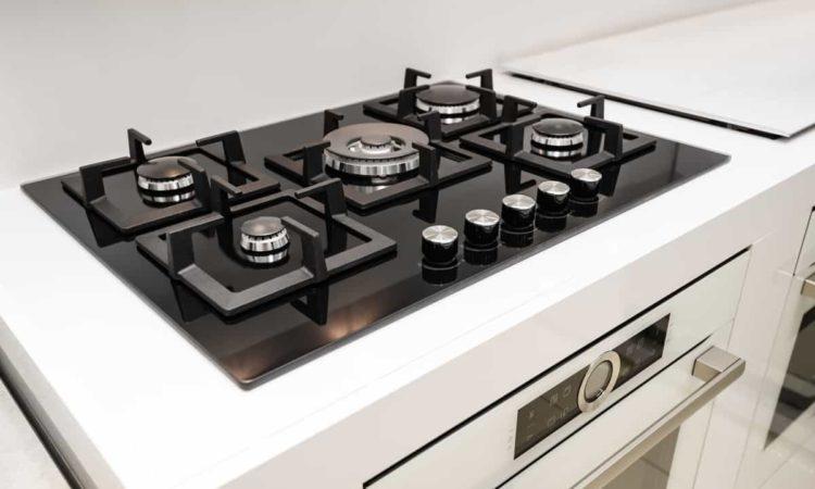 cooktop de 5 bocas