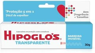 Pomada para Assaduras Hipoglós Transparente 30G Hipoglós