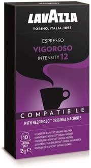 Cápsula de Café Espresso Vigoroso Lavazza