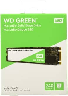 SSD Western Digital Green M.2 2280