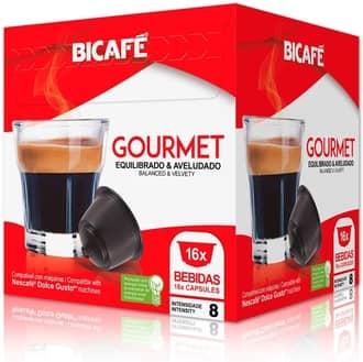 Cápsula de Café Gourmet Equilibrado e Aveludado Bicafé