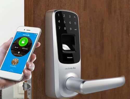 Controle fechadura digital por aplicativo