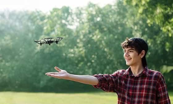 Funções e sensores dos drones