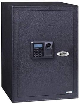 Cofre Digital Unee Pro VIP com Biometria UCDPVB