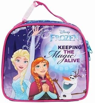 Lancheira Infantil Soft Frozen 30181 Dermiwil