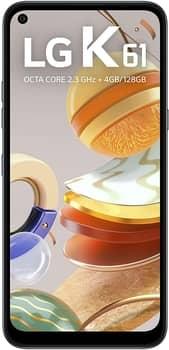 LG K61 128GB RAM de 4GB