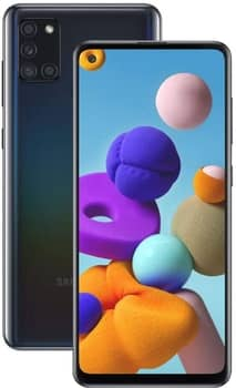 "Samsung A21s Tela 6.5"" Camera 13MP"