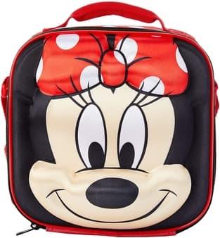 Lancheira Infantil 3D Disney Minnie Lillo