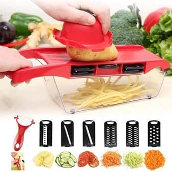 Fatiador Slicer Nicer 6 Em 1
