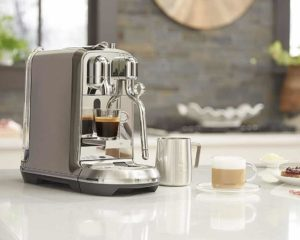 melhor cafeteira nespresso premium