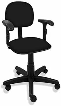 Cadeira de Escritório Giratória Home Office Maiart