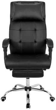 Cadeira de Escritório Presidente Reclinável Pelegrin Pel-3022